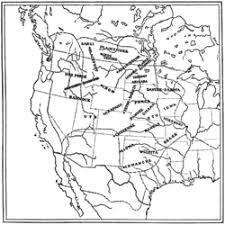 Interior Plains Population Plains Indians