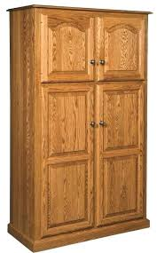 wood pantry cabinet for kitchen wooden pantry cabinets 1 door pantry tall cabinet sgmun club