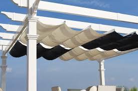 Retractable Pergola Awnings by Retractable Canopy Pergola Depot Pergola Depot