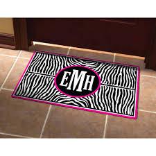 Geek Doormat Front Doors Front Door Ideas Home Door Monogram Doormat