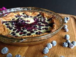 a review interview u0026 blueberry clafoutis living the gourmet