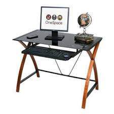 Computer Desks With Keyboard Tray Keyboard Tray Desks Computer Tables For Less Overstock