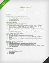 Sample Format Of A Resume by Write A Resume Resume Example