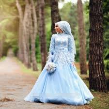 120 recent collection of islamic bridal dresses with hijab