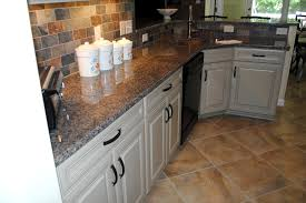 Mirabelle Kitchen Faucets Maple Cabinets In U201cceladon U201d Paint W Chocolate Glaze New Caledonia