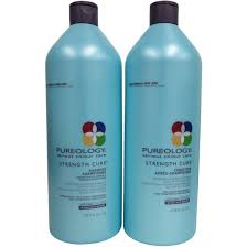 pureology hydrate light conditioner pureology strength cure shoo and conditioner duo 33 8oz glamazon