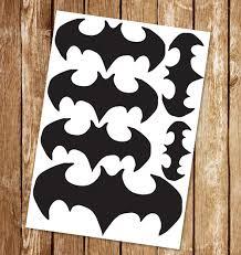figur wallstickers lille ark med batman mix 6 ark 150