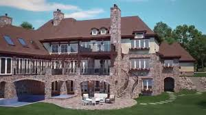 tuscan villa lake home wing lake mi youtube