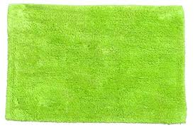 Green Bathroom Rugs Lime Green Bath Mats To Add Color In Your Bathroom