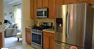 How Can I Paint Kitchen Cabinets Should I Paint Or Stain My Kitchen Cabinets Hometalk