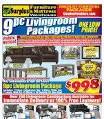 furniture surplus kitchener surplus furniture and mattress warehouse weekly flyer ourlondon