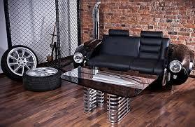 canapé voiture décorez votre intérieur avec des pièces de voiture la déco d alex