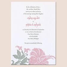 Wedding Invitations Wording Samples Traditional Wedding Invitation Wording Plumegiant Com