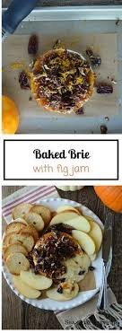 tasty baked brie with jam recipes on baked brie