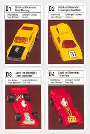 matchbox lamborghini christian falkensteiner u0027s matchbox playing cards