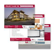 Real Estate Open House Flyer Template commercial real estate offering memorandums ml jordan