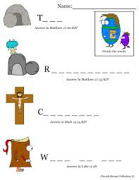 printable bible worksheets worksheets