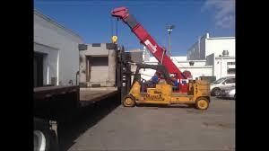 olinger machinery moving kansas city 80 000 lbs punch press youtube