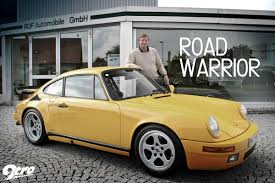 porsche ruf yellowbird stefan roser road warrior 9tro