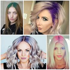 Grey Hair With Dark Highlights Awesome Grey Hair Colors For 2017 New Hair Color Ideas U0026 Trends