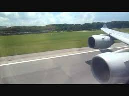 sq22 longest takeoff run of a commercial passenger flight youtube