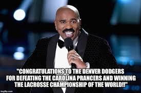 Broncos Win Meme - broncos vs the first runner ups imgflip