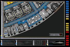 enterprise nx 01 command center deck d star trek pinterest