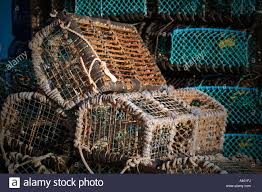 fishing basket stock photos u0026 fishing basket stock images alamy