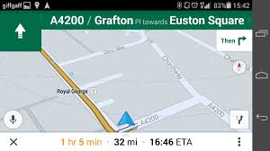 Google Maps Routing by How To Use Google Navigation As A Free Sat Nav App Tech Advisor