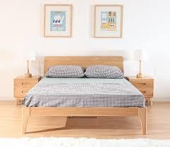 Scandinavian Bed Frames Image Result For Scandinavian Solid Wood Bed Frame Bedroom