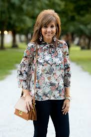 kohls womens blouses fall fashion floral blouse floral fall fashion and