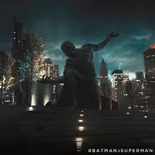 God Statue Batman V Superman U0027s False God Statue