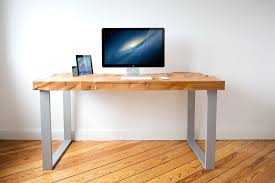Diy Modern Desk Diy Best Home Office Desk Modern And Best Home Office Desk