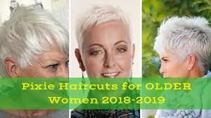 pixi haircuts for women over 50 pixie hairstyles for older women 2017 2018 styling pixie haircut
