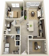 1 bedroom home floor plans l shaped open floor plan beautiful 1 bedroom apartment house plans