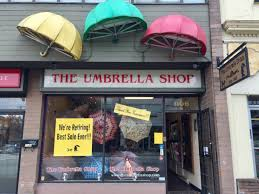 Georgia travel umbrella images Vancouver 39 s umbrella shop is shutting its doors for good georgia jpg