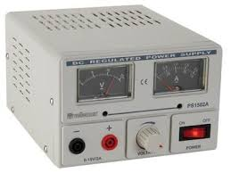 Dc Bench Power Supplies - velleman 15v professional grade power supply u2013 anatek instruments