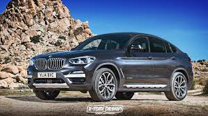 bmw 2019 bmw x4 rendered accurately using x3 cues
