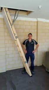10 best garage attic stairs perth images on pinterest attic