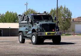 hurricane police department unveils civilian rescue vehicle a