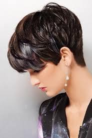 Kurzhaarfrisuren F Dunkle Haare by Die Beliebtesten Frisuren Für Dunkle Haare Kurzhaarfrisuren Frauen