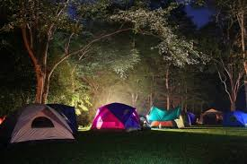 Backyard Campout Ideas Get Back To Basics With A Camping Themed Kid U0027s Birthday Partybeau