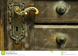 ornamental door lock royalty free stock images image 6299369