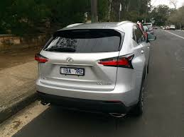lexus service chatswood 2015 lexus nx200t spotted in the blue mountains months ahead of