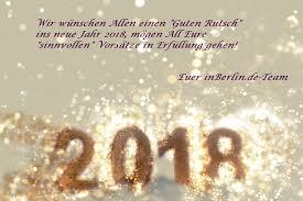 frohes neues jahr 2018 guten guten rutsch und einen guten start ins neue jahr 2018 gewünscht