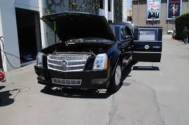 cadillac escalade wiki driving the cadillac presidential limo from white house
