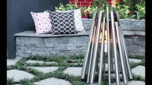 impressive outdoor fire pit ideas for attractive backyard youtube
