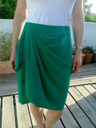 Draped Skirt Tutorial Aneka Jenis Rok Rira Clothing Konveksi