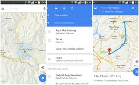 Google Maps For Android Useful Android Apps For Telecommunication Engineers