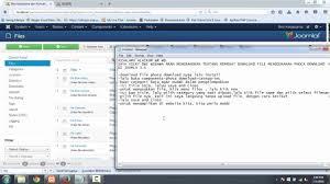 Joomla Hosting Title Cara Membuat Download File Menggunakan Phoca Download Di Joomla 3